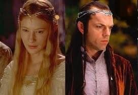 Galadriel & Elrond