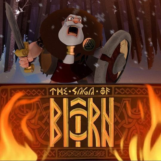 La Saga de Biorn / The Saga of Biorn