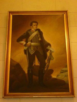 Cuadro General Don José Miguel Carrera
