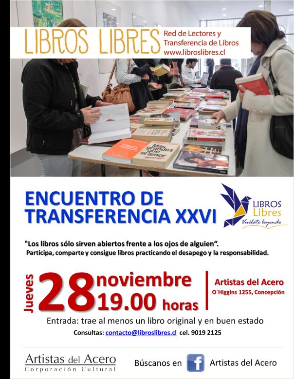2013-11-28-LibrosLibresXXVII